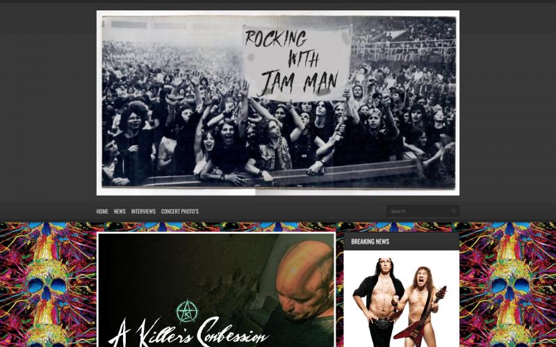 Rocking with Jam Man interviews Waylon Reavis