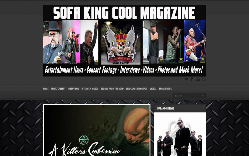 Sofa King Cool Interview with Waylon Reavis